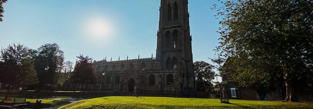 Louth Church