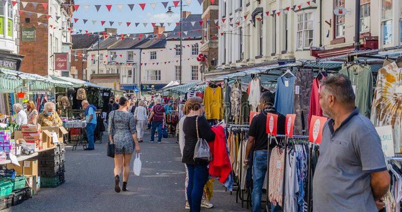 Louth Market